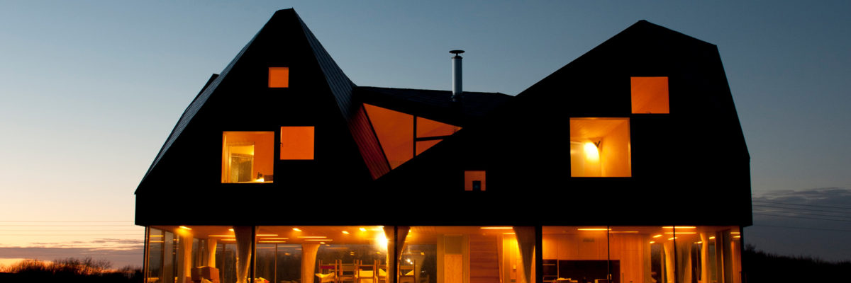 Architektur black houses