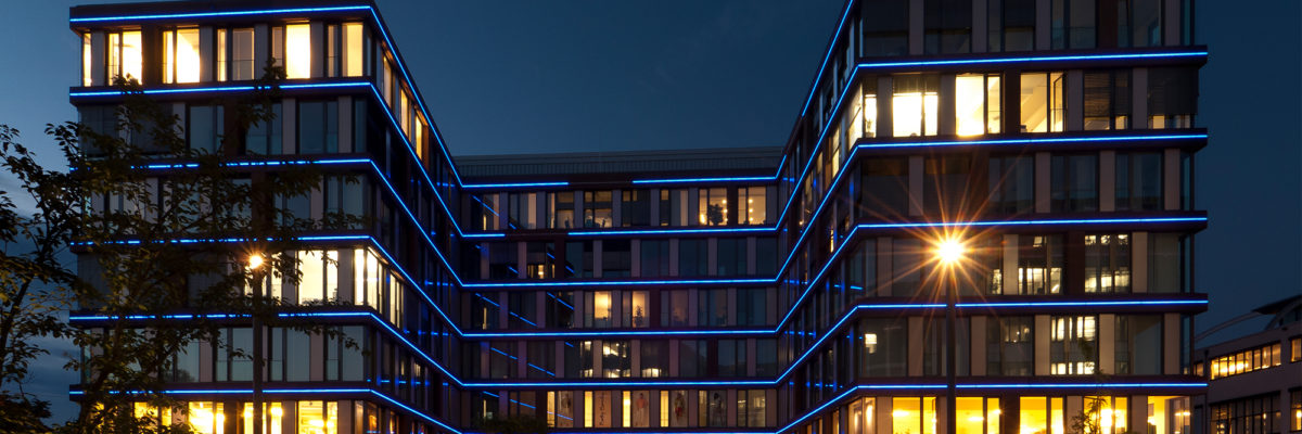 LED in der Architektur