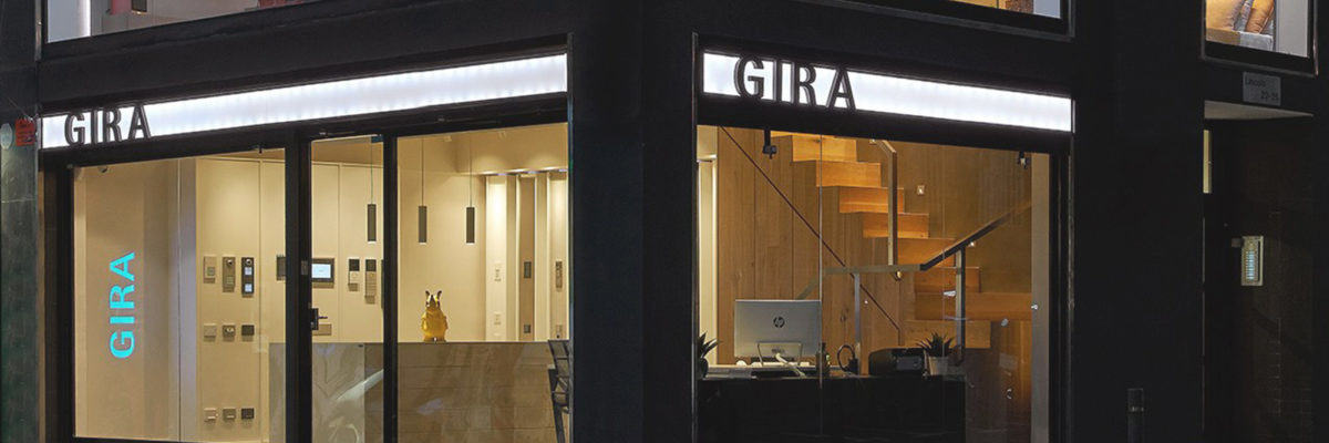 Gira international in Barcelona
