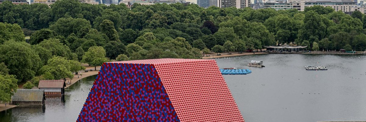The London Mastaba : Christos neues Projekt