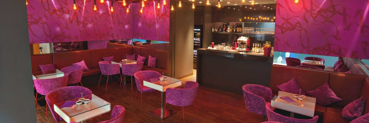 Hotel Bar des Bohem Art Hotels in Budapest