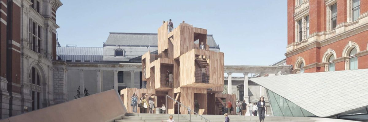 Multiply von Waugh Thistleton Architects beim London Design Festival