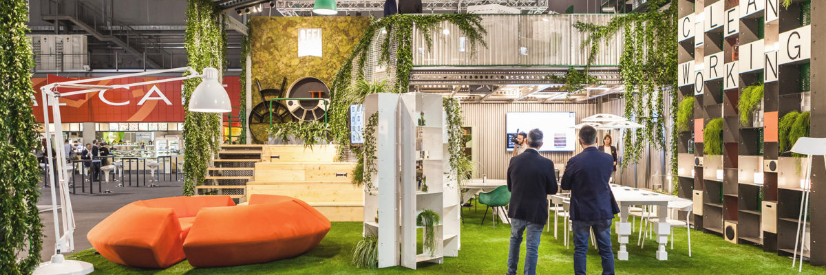 Salone del Mobile 2019, Workingspace